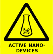 Active Nanodevices Warning